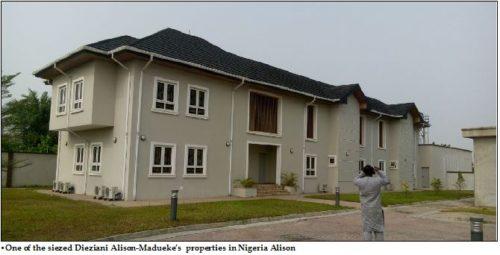 Image result for diezani alison madueke estate in bayelsa