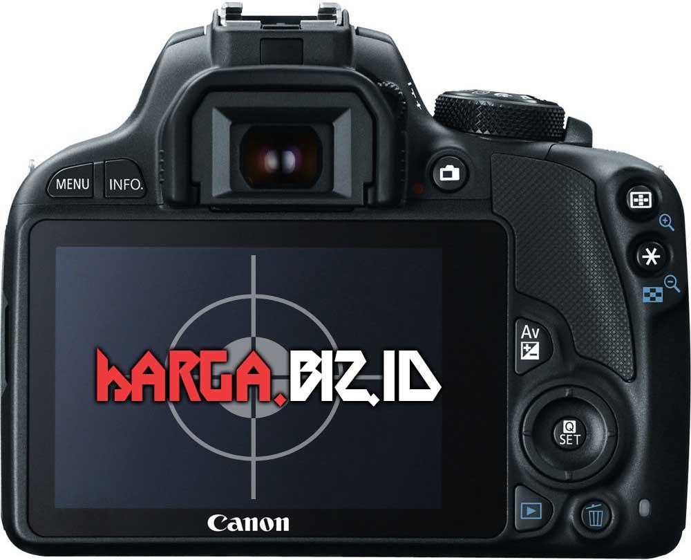 Harga Kamera Dslr Canon Eos Terbaru 2018 Situs Dan Berita M3 Kit Ii Ef M18 55 Is Stm Ampamp M55 200
