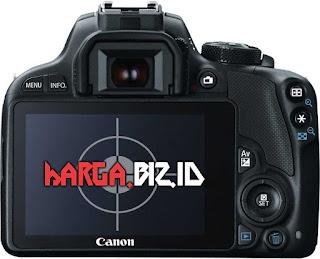 Harga Kamera DSLR Canon EOS Terbaru 2018