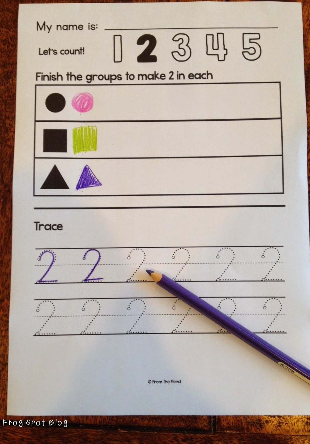 Workbooks mab worksheets : Let's Learn Numbers - Teaching Numbers for the First Time | From ...