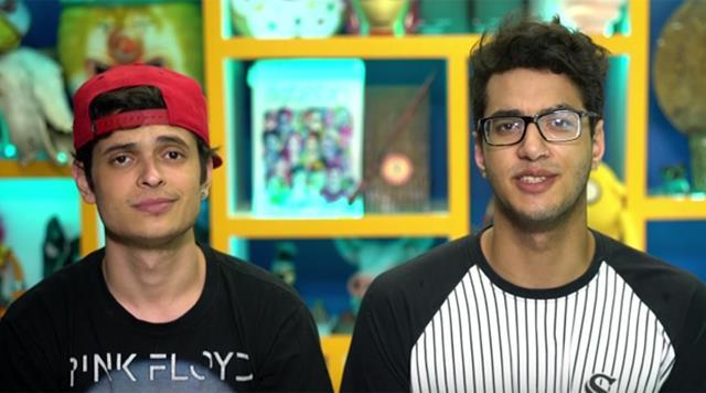 Lukas e Diogo