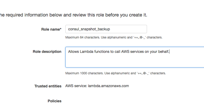 gastrothots: Automating backups of your AWS EBS volumes using Lambda