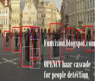 Opencv LBP detection