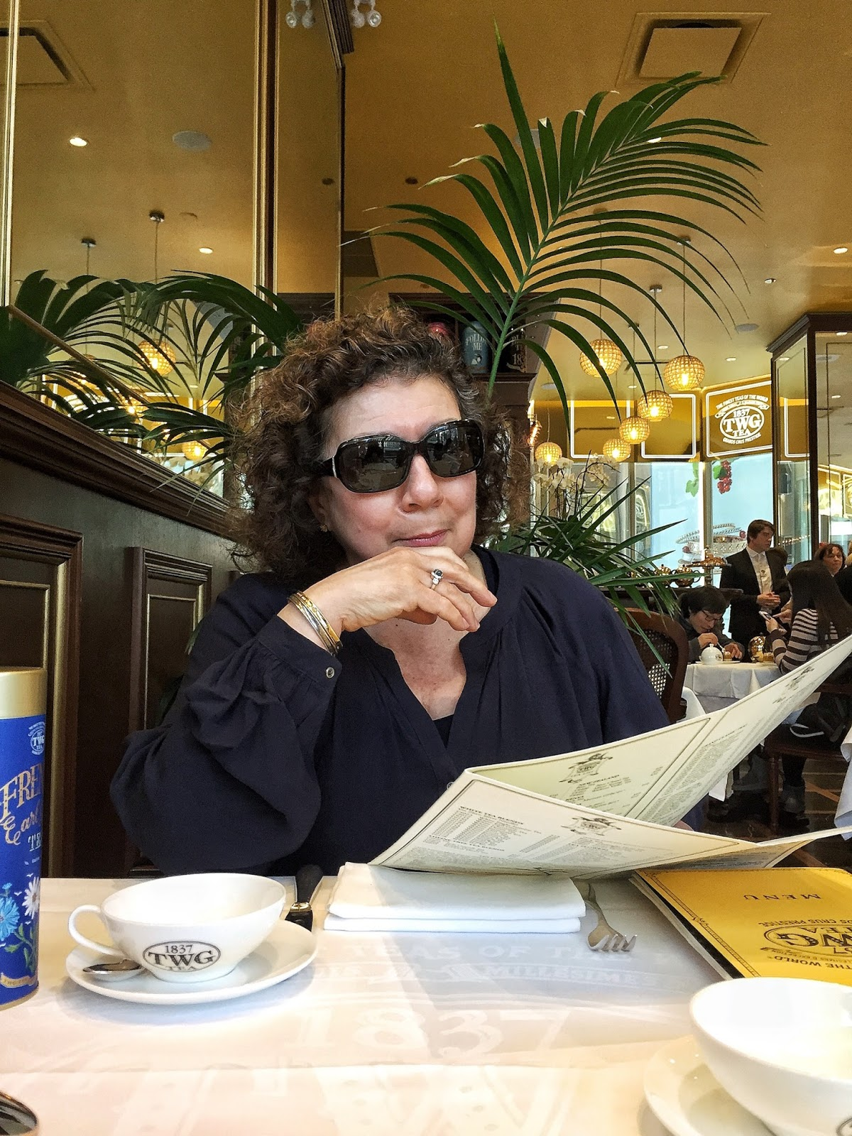 TWG Tea in Vancouver: A quick review