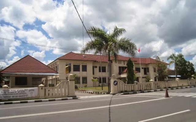 Kantor Polisi di Yogyakarta