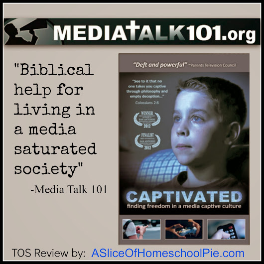 "Captivated DVD - ""Finding Freedom In A Media Captive Culture"" By Media Talk 101 (Schoolhouse Crew Review)"