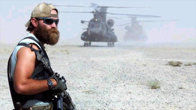 Trump busca enviar a mercenarios de Blackwater a Afganistán