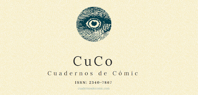 Ya disponible CuCo, Cuadernos de cómic número 10. Junio de 2018