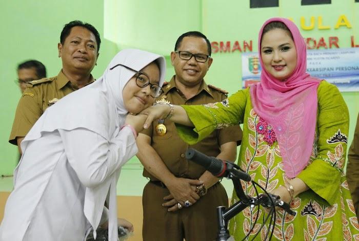 Pelajar SMA, SMK, dan MA se-Lampung Mendapat Pelatihan Kearsipan