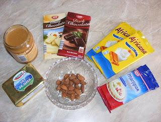 retete culinare cu ciocolata unt de arahide si martipan,