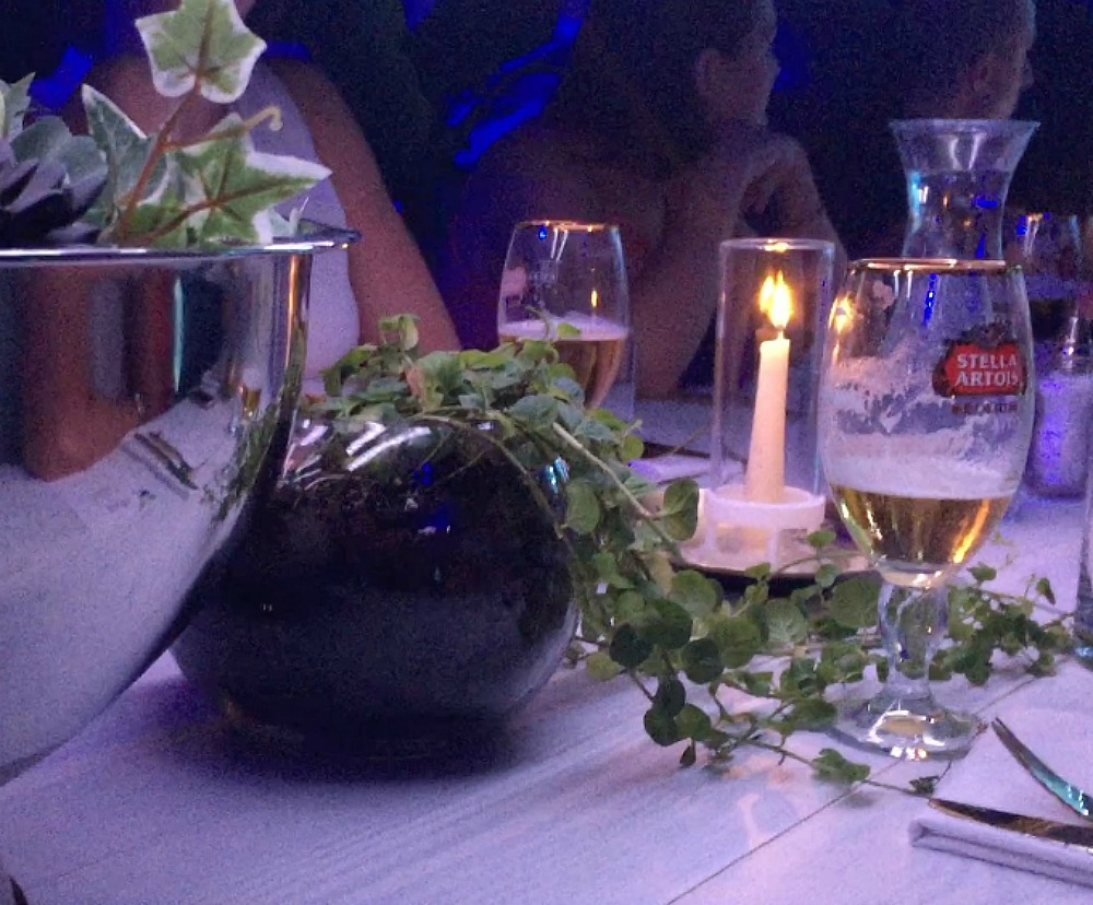 Stella Artois Le Savoir Candle