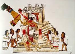 Ritual Khusus Suku Aztec