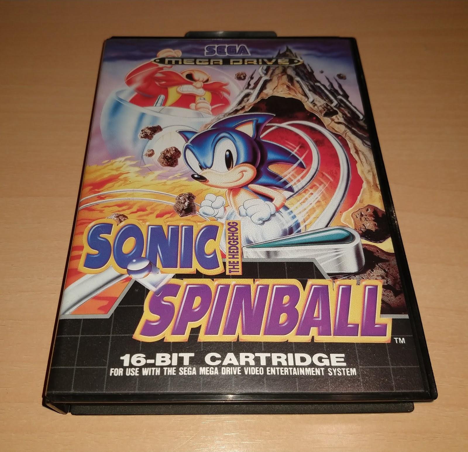 Sega Megadrive Los Mejores Juegos De Pinball Retroplayingbcn