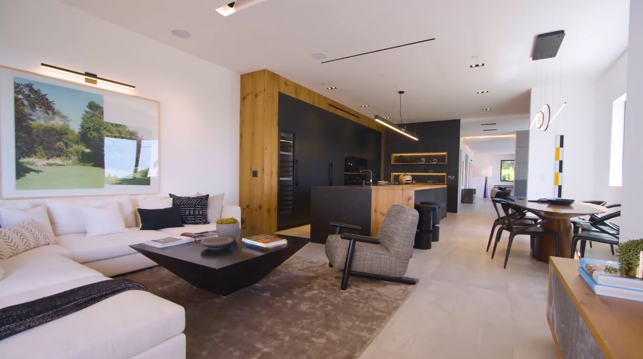 65 Photos vs. 1659 Marlay Dr, Los Angeles Luxury Home Interior Design Tour