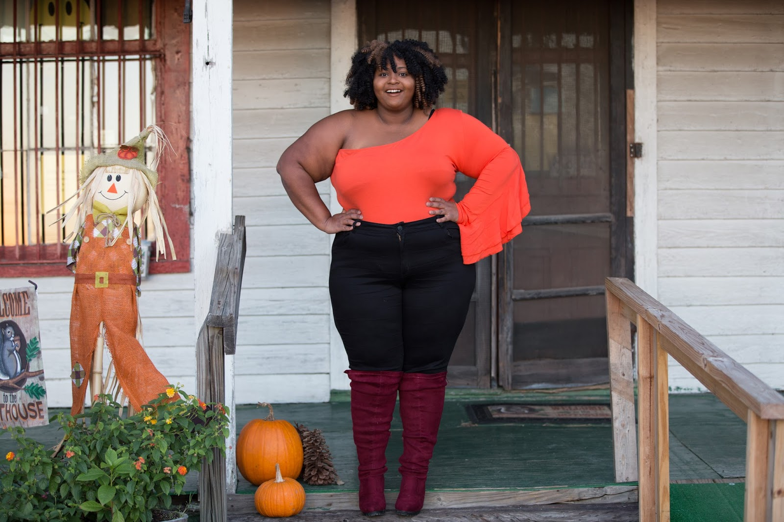 Top Plus Size Blogger ASOS