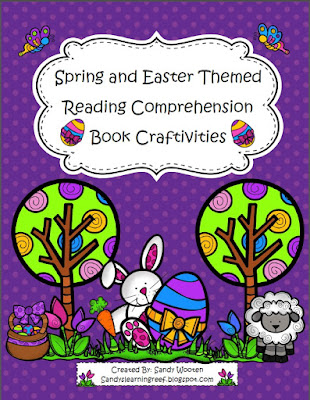 https://www.teacherspayteachers.com/Product/Spring-and-Easter-Themed-Reading-Comprehension-Craftivities-to-Use-With-Any-Book-1171568
