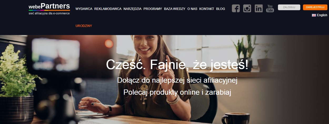 Dołącz do WebePartners