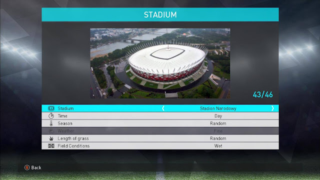 PES 2018 Stadiums Pack V2 AIO by MjTs