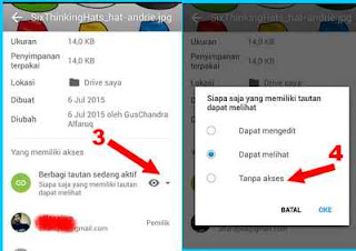 properties file di google drive