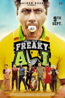 Freaky Ali 2016 Hindi Movie 170Mb hevc DVDRip