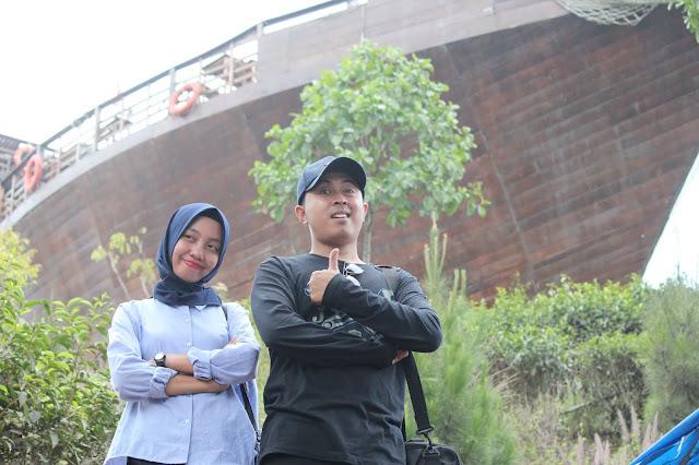 Jadi Baru Kebumen 2018 Tour To Bandung, Best Momen- pinisi resto di situ patenggang bandung 1