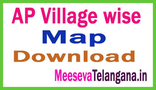 AP Village wise Map Free Download
