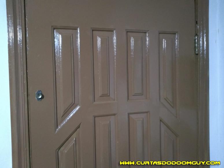 Fiquei com inveja desta porta