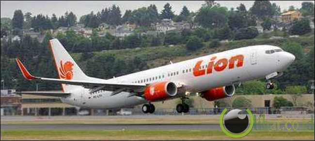 Suryani Melahirkan di Lion Air