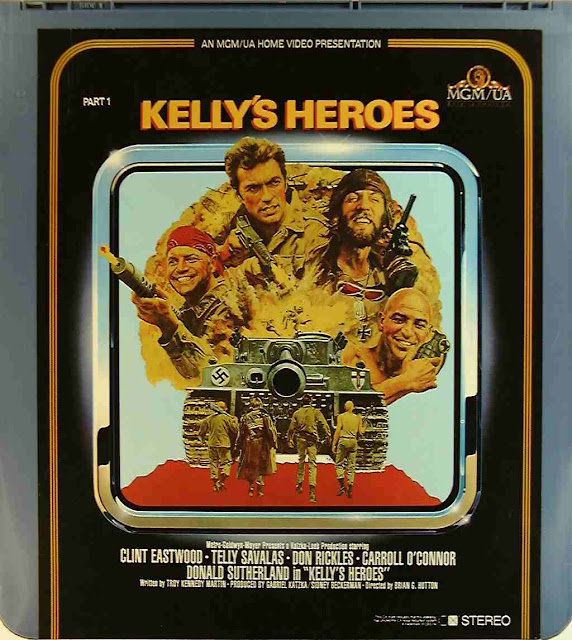 Kelly's Heroes movieloversreviews.filminspector.com poster