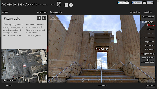 Virtual Tour of the Acropolis Athens Greece | Dimitrios Journeys