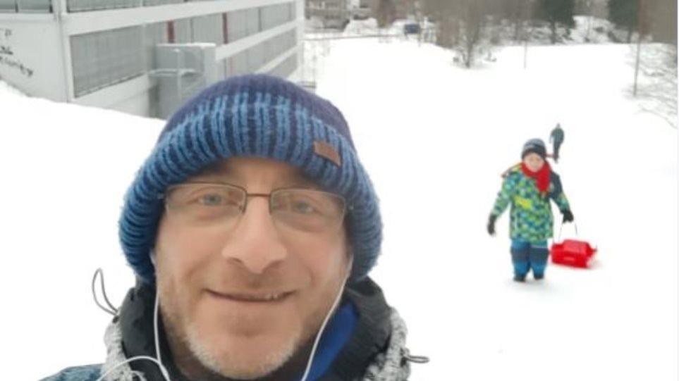 Έλληνας ανειδίκευτος εργάτης στη Νορβηγία με μισθό 8.000 ευρώ τον μήνα!