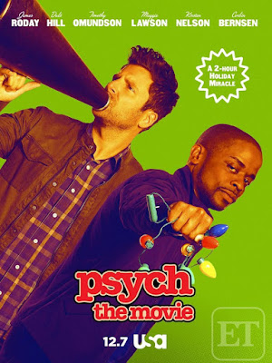 Psych The Movie 2017 Custom HD Latino 5.1