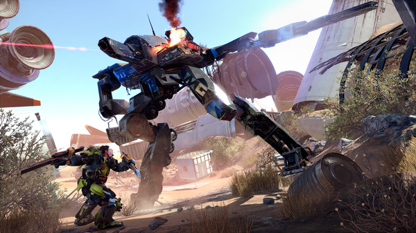 The Surge Complete Edition PC Repack Free Download Screenshot 1