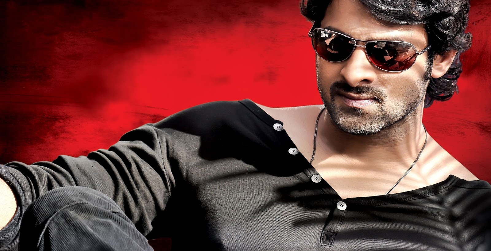 Stylish Prabhas Hq Wallpaper In Rebel: Tollywood Tab: Darling Prabhas Rocking Photos In Rebel