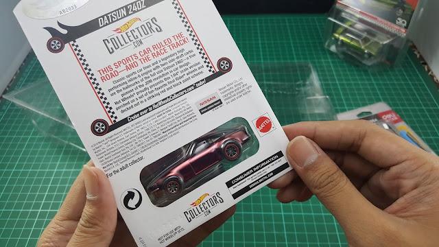 Hot Wheels HWC Exclusive 2018 Datsun 240Z