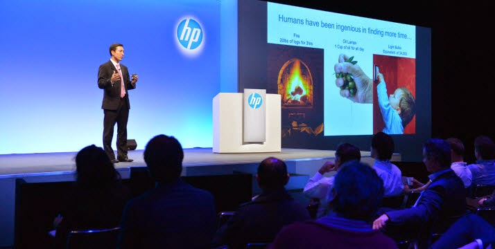 HP Discover 2014, HP, HP Discover, encryption , BYOD Oracle, BYOD, Cloud projects, new tech, NSA,