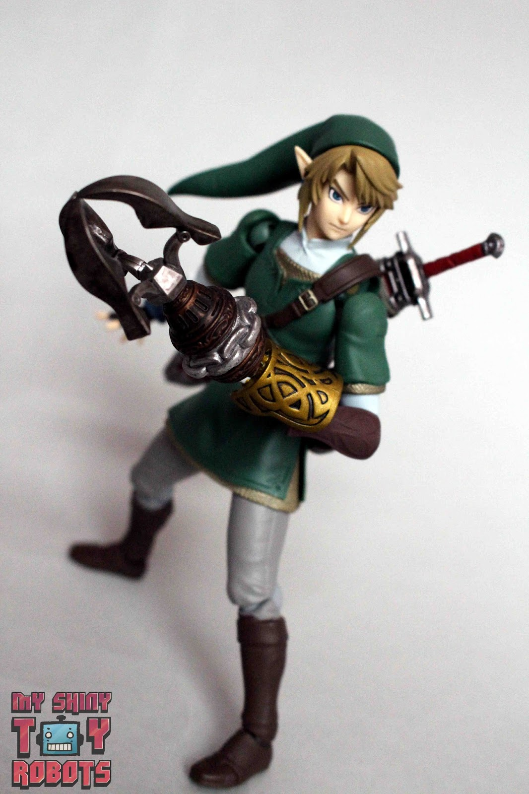 Plugged In Review >> My Shiny Toy Robots: Toybox REVIEW: Figma Link Twilight ...