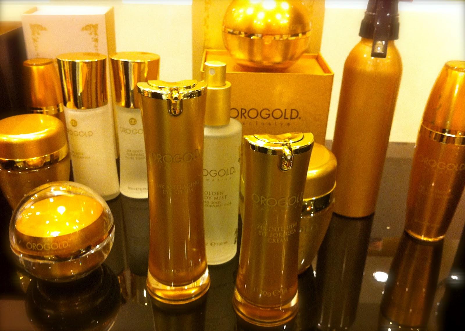 Oro Gold Skin Care