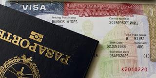 renovación de visa de los Estados Unidos