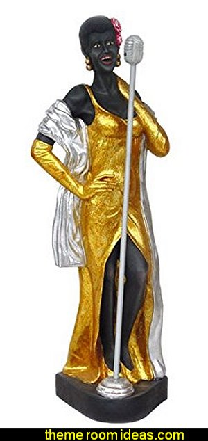 Lady Singer statue