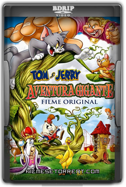 Tom e Jerry Aventura Gigante Torrent BDRip Dual Áudio 2013