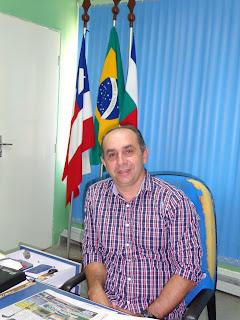 Resultado de imagem para prefeito de rodelas bahia