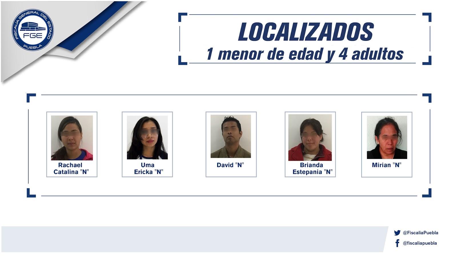 La Fiscalía General del Estado de Puebla continúa implementando acciones  para la búsqueda y localización de personas reportadas como desaparecidas.  En los ... e21505aab3106