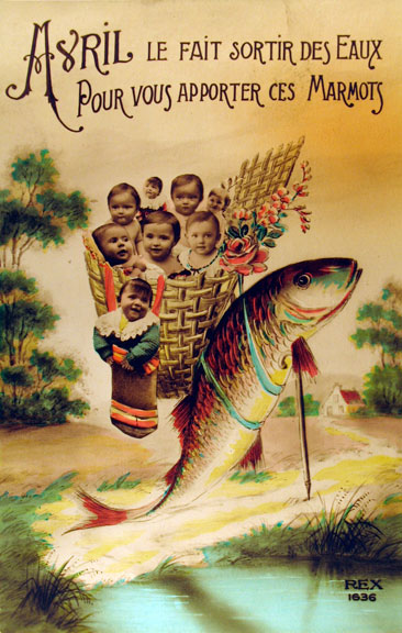 Wednesday S Attic April Fool S Day Fish