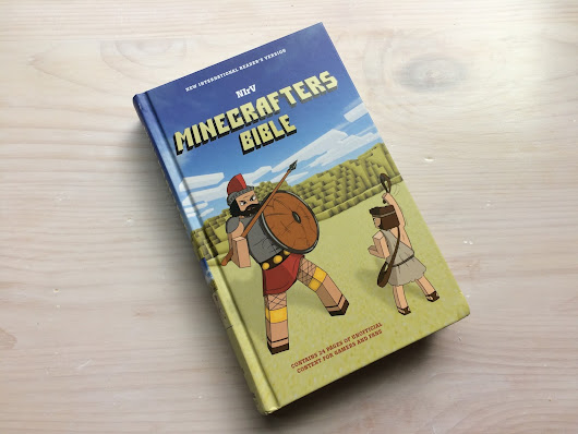 "A review of the NIrV ""Minecrafters Bible"""