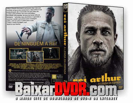 Rei Arthur: A Lenda da Espada (2017) DVD-R OFICIAL
