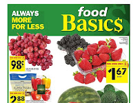 Food Basics Flyer May 16 - May 22, 2019