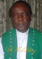 [PHOTO] Sunny Okogwu, IBB's Brother In Law Is Dead