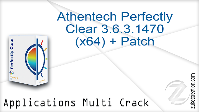 Athentech Perfectly Clear 3.6.3.1470 (x64) + Patch