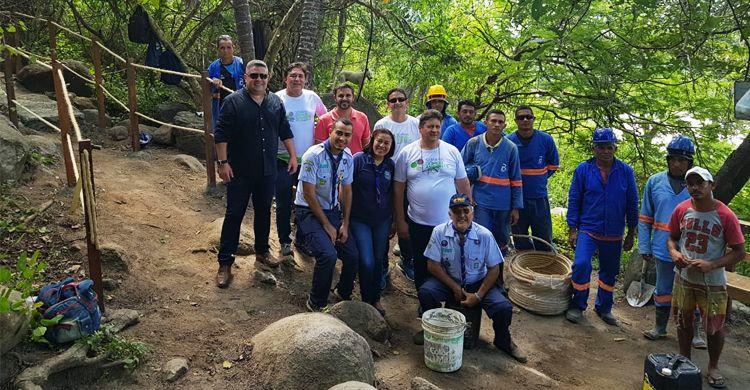 Caucaia  Semana do Meio Ambiente na Serra da Taquara a1b334b769a9e